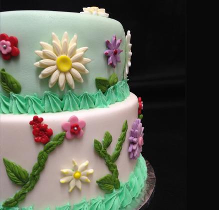 gâteau à étages avignon