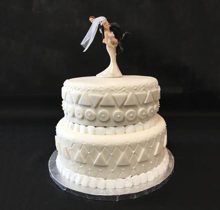 gateau de mariage avignon